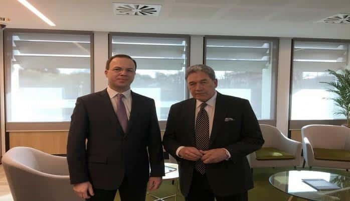 Yeni Zelandiya Azərbaycan ilə əməkdaşlığa xüsusi önəm verir