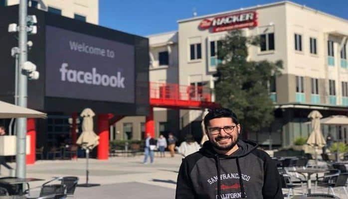 """Bu azərbaycanlı """"Facebook""""da işləyir"""