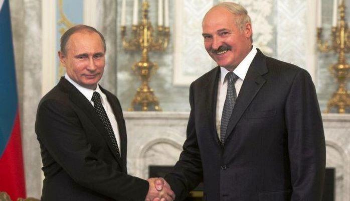 Putin bütün gün Lukaşenko ilə görüşəcək