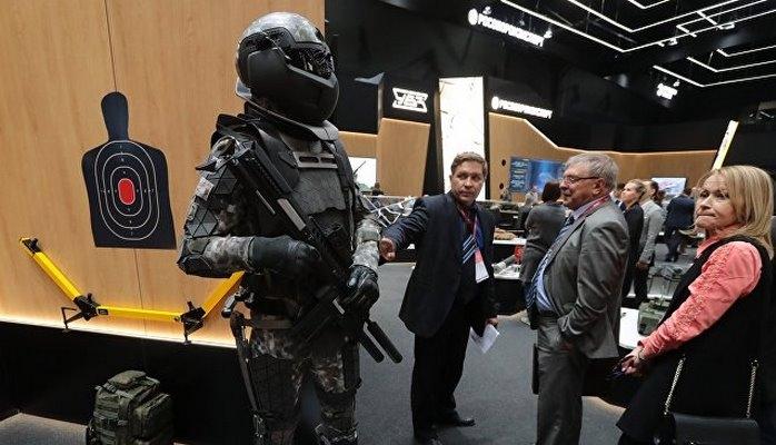 Россия будет представлена 25 компаниями на оборонной выставке ADEX-2018