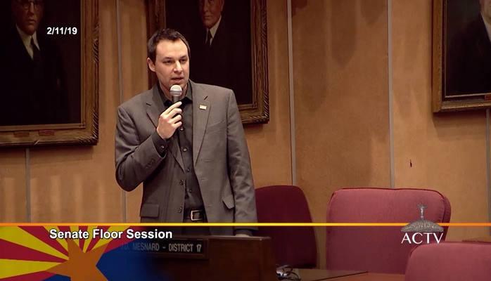 Arizona Senatında Azərbaycanın təqdimatı keçirilib