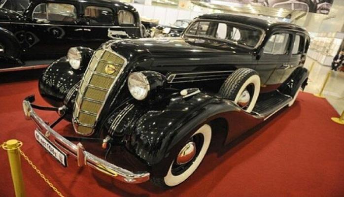 В Москве обнаружили украденный лимузин Сталина