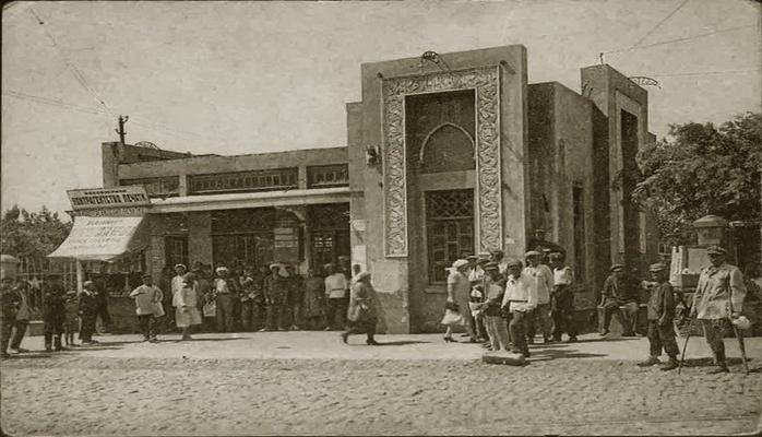 Виды Баку на открытках 20-х годов (ФОТО) – Часть 2