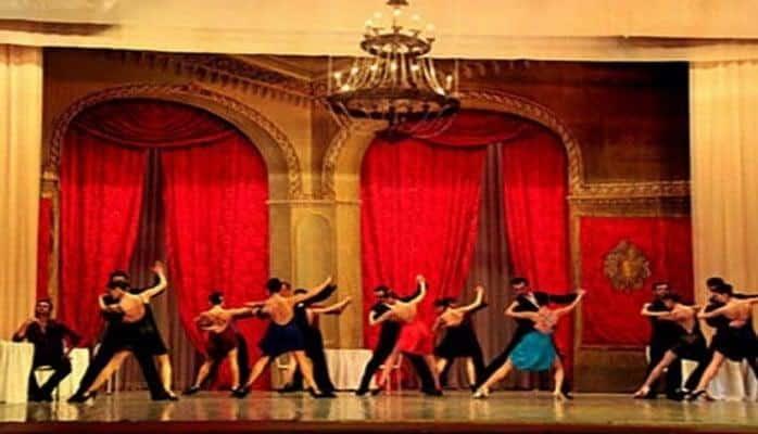 """""""Məhəbbət tanqosu"""" Opera və Balet Teatrının səhnəsində"""