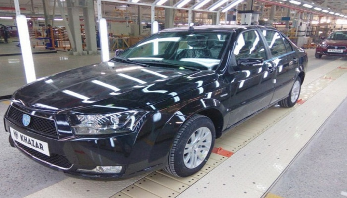 Министерство закупает автомобили Khazar LX за 2 млн манатов