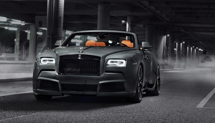 Spofec Rolls-Royce Dawn-u təkmilləşdirib
