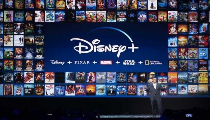 В работе Disney+ произошел сбой