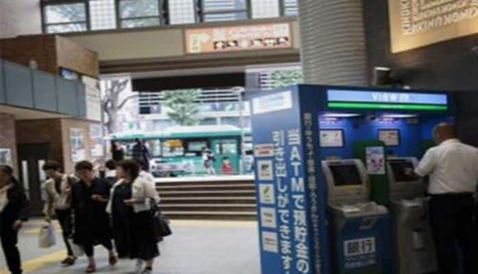 Yaponiyada süni intellektli ilk bankomat istifadəyə verilib