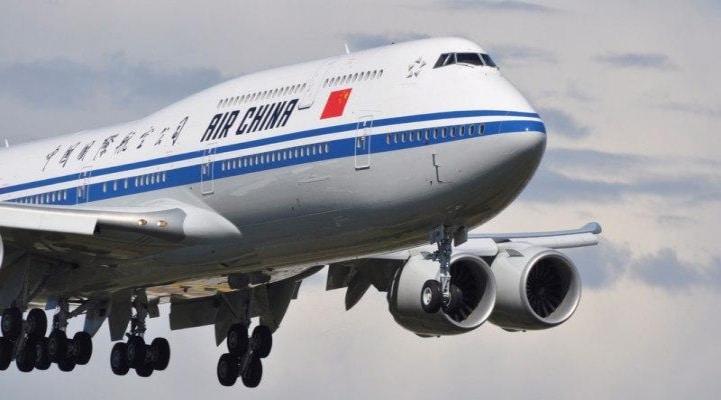 Все рейсы Air China из Китая в КНДР на февраль отменены