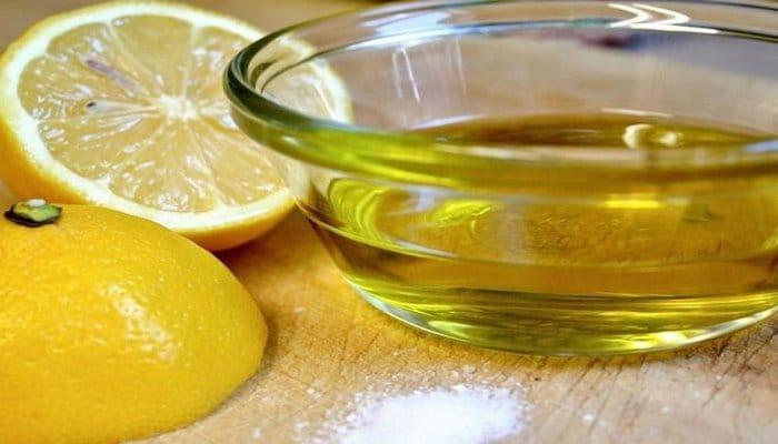 Zeytun yağı və limon qarışığının inanılmaz faydası