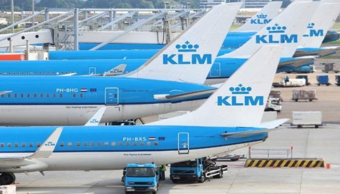 Нидерландская авиакомпания отменила 40 рейсов