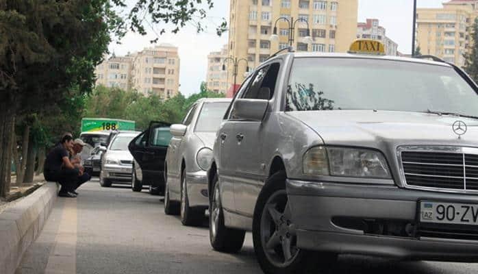 """DYP """"manatlıq taksi""""lərə qarşı - Ciddi tədbirlər görüləcək"""