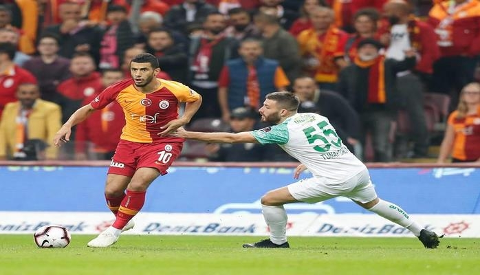 «Галатасарай» не сумел добиться победы в матче турецкой Суперлиги