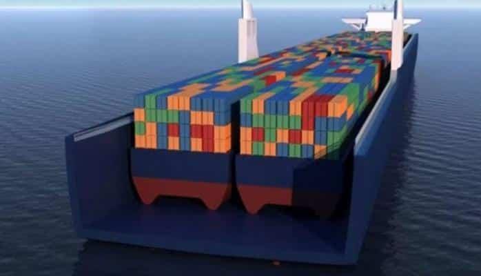 Konteyner gəmilərinin gələcəyi – Gəmi içində gəmi