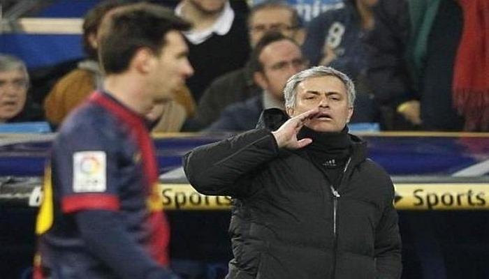 """Messi olmasa, ""Liverpul"" favoritdir"" - Mourinyo"