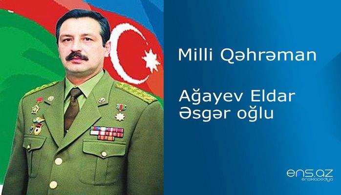 Eldar Ağayev Əsgər oğlu