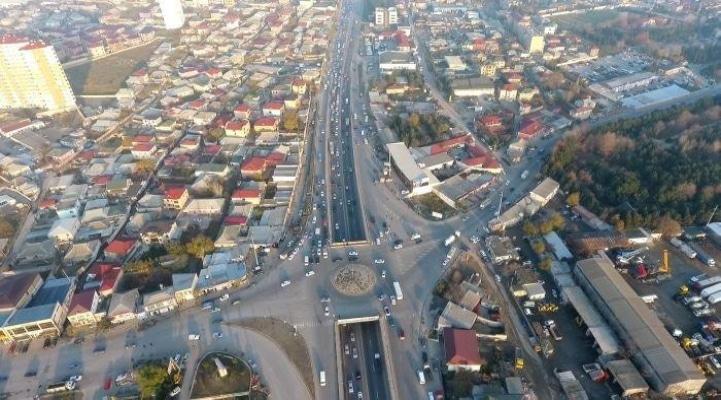 Реконструкция одной из дорог Азербайджана завершится к середине года