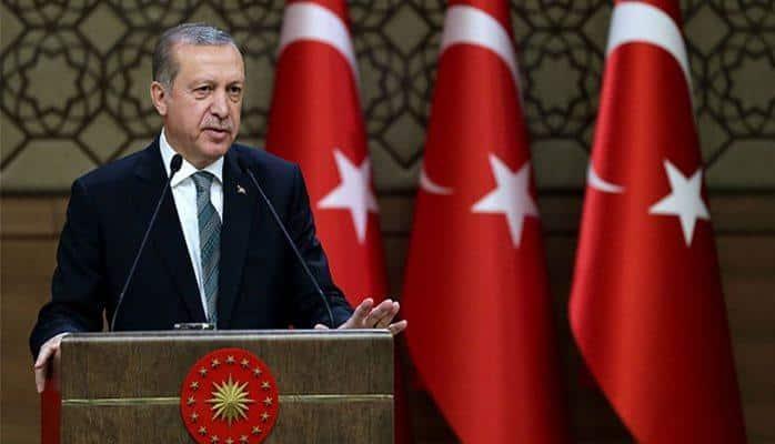 Эрдоган посетит Азербайджан с официальным визитом