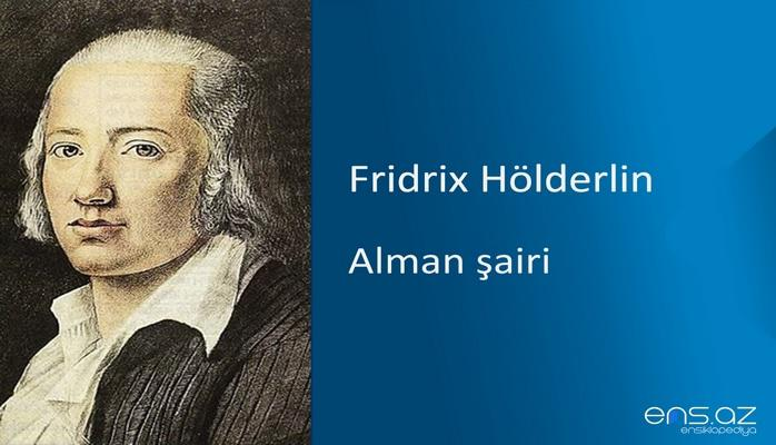 Fridrix Hölderlin
