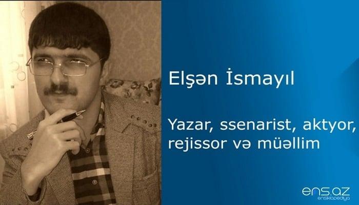 Elşən İsmayıl - MƏN, HƏR KƏS DEYİLƏM...