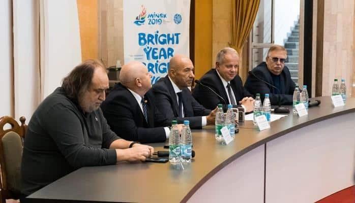 Организатором церемоний открытия и закрытия II Европейских игр выступит группа компаний известного певца и композитора