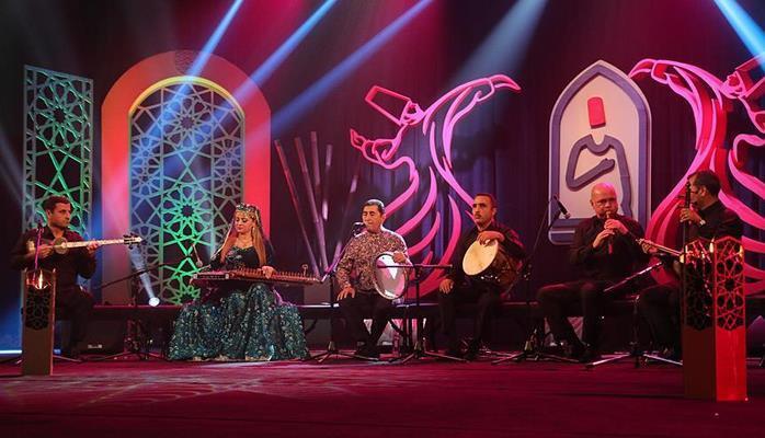 Азербайджанский ханенде выступил на международном музыкальном фестивале в Турции