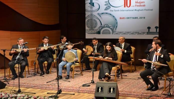 В Баку завершился Х Международный Детский Фестиваль Мугама