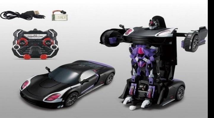 Управляемый голосом робот может приобретать различные формы