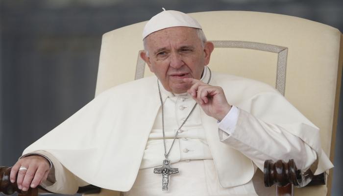 Roma Papası: Avropa siyasətçilərinin ritorikası Hitlerin bəyanatlarından da pisdir