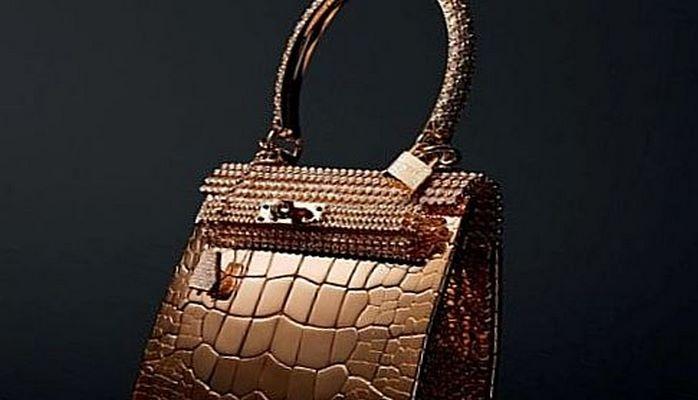 Dünyanın ən bahalı qadın çantaları