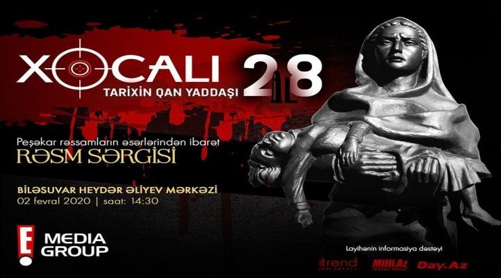 В Азербайджане, Грузии, России и Турции будет представлен проект о Ходжалинском геноциде