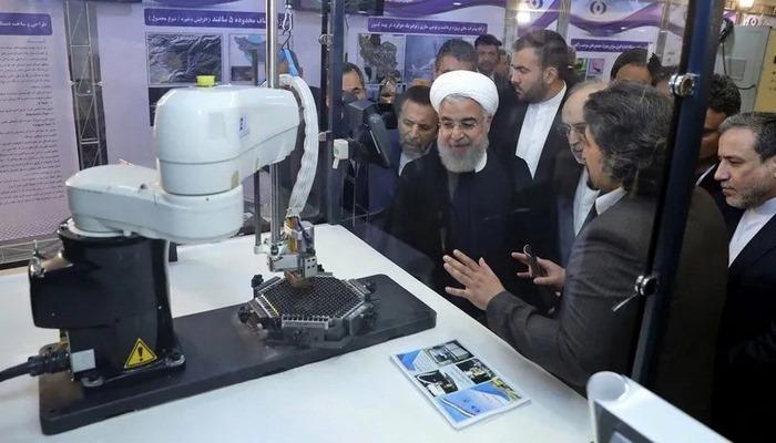 İran duyurdu: Uranyum sınırı aşıldı!