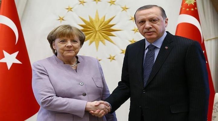 Меркель и Эрдоган проведут встречу в Стамбуле