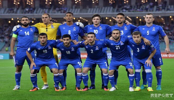 Futbol üzrə Azərbaycan millisi yoxlama oyunu keçirəcək