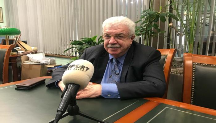 Михаил Гусман поздравилПервого вице-президента Азербайджана
