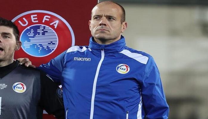 Andorralı futbolçudan dünya rekordu