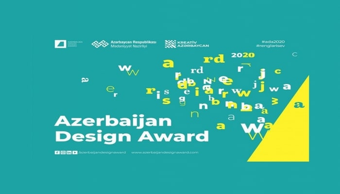 Azerbaijan Design Award müsabiqəsinin qaliblərinin mükafatlandırılması mərasimi keçiriləcək