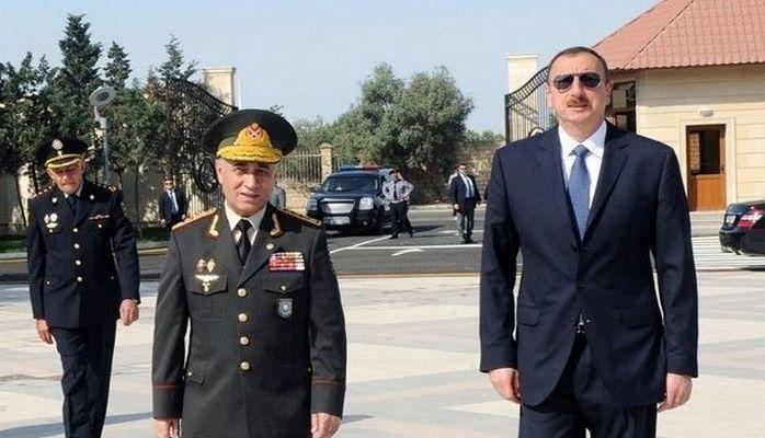 Ильхам Алиев наградил Рамиля Усубова