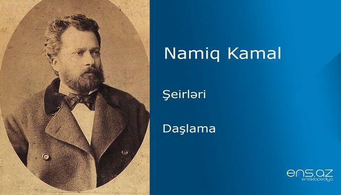 Namiq Kamal - Daşlama