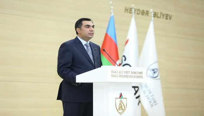 В Бакинской Высшей школе нефти отметили День солидарности азербайджанцев мира