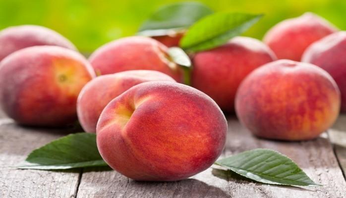 В партии персиков из Азербайджана был выявлен цветочный трипс