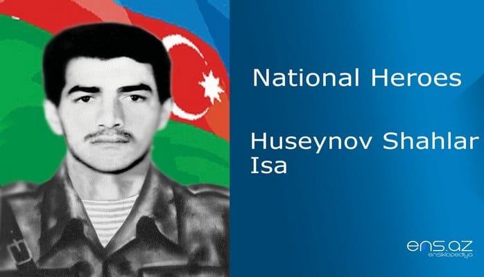Huseynov Shahlar Isa