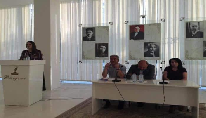 """""""Qarabağa məktub"""" yazan məşhur türk şairi..."""