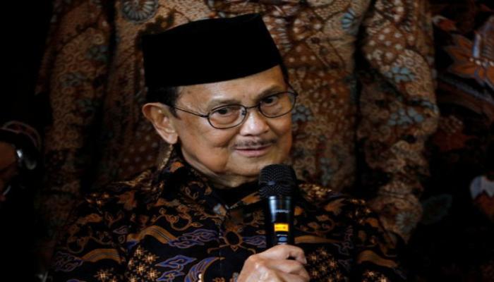 Умер экс-президент Индонезии