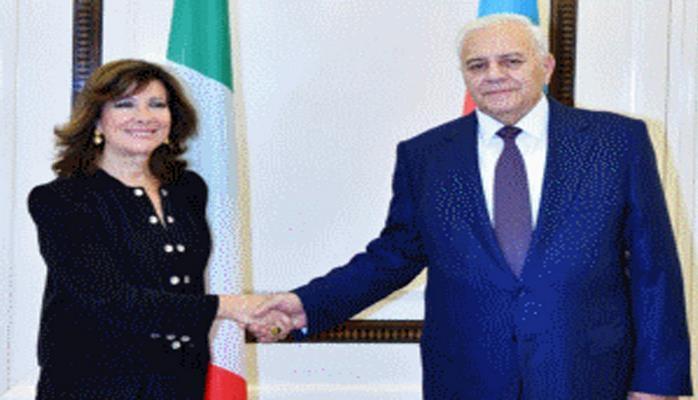 Италия считает Азербайджан одним из своих самых преданных партнеров - председатель Сената