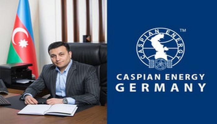"""Mürsəl Rüstəmov """"Caspian Energy Germany""""nin baş icraçı direktoru təyin olunub"""