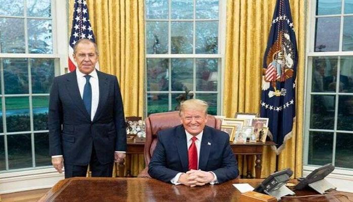 Trampla Lavrovun görüşündə nələrdən danışılıb?