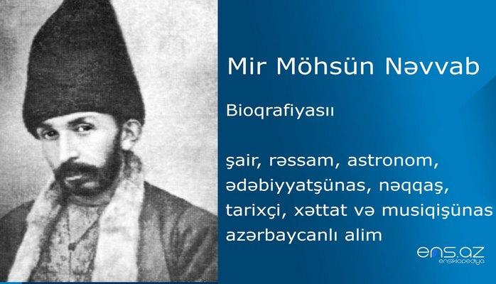 Mir Möhsün Nəvvab