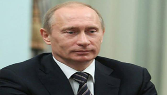 Putin kral Salmana qızılquş hədiyyə etdi