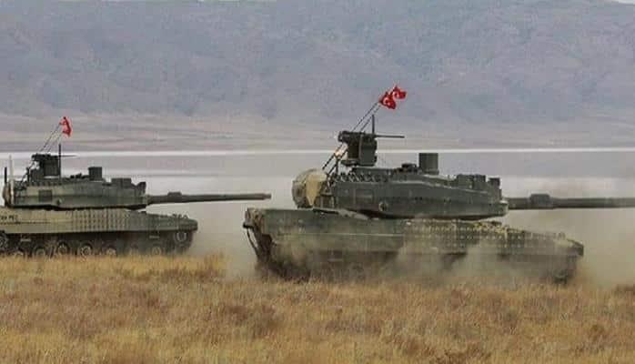 Türkiye 2019'da savunmaya 18 milyar dolar harcama yapacak .